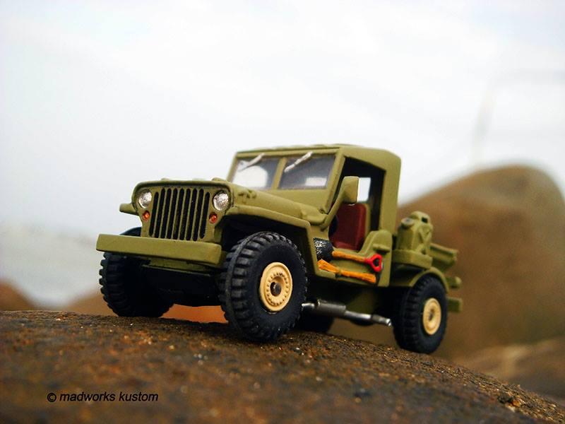 scratch built Hot Wheels parts by Hadi Rochmansyah Jeep 5