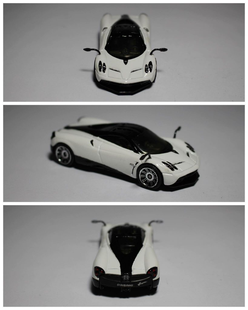 Custom Hot Wheels Pagani Huayra by Andrew Montana Werke
