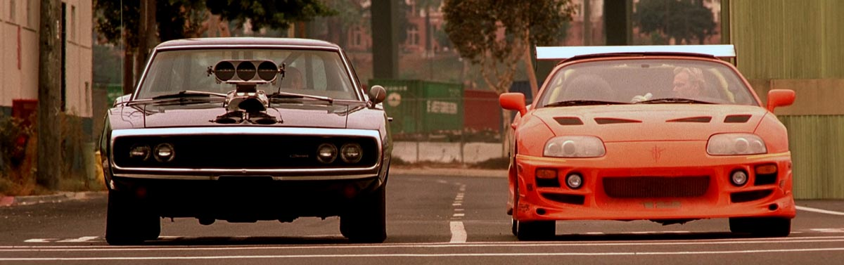 fast and furious - ultimate JDM vs American Muscle race