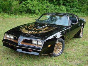 trans am firebird 1978 or 1977