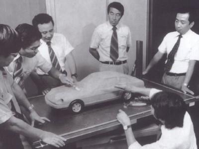 Yutaka Katayama and the Datsun 240Z