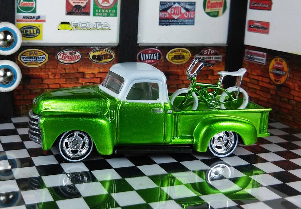 Bonfa Customs Chevy 55 2