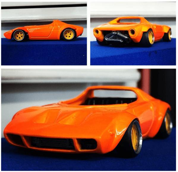 Coba5555 Lancia Stratoh my god