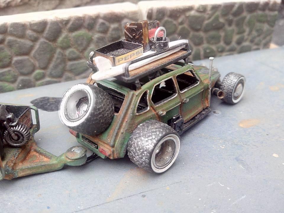 Custom Romher IncreDUBle Custom Beetle 2