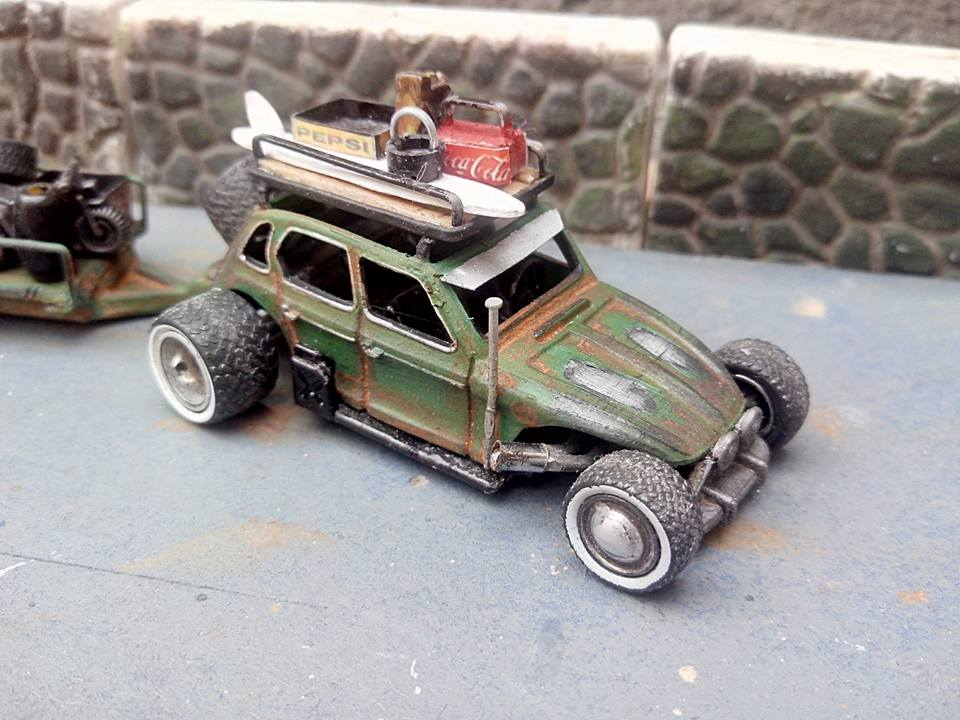 Custom Romher IncreDUBle Custom Beetle