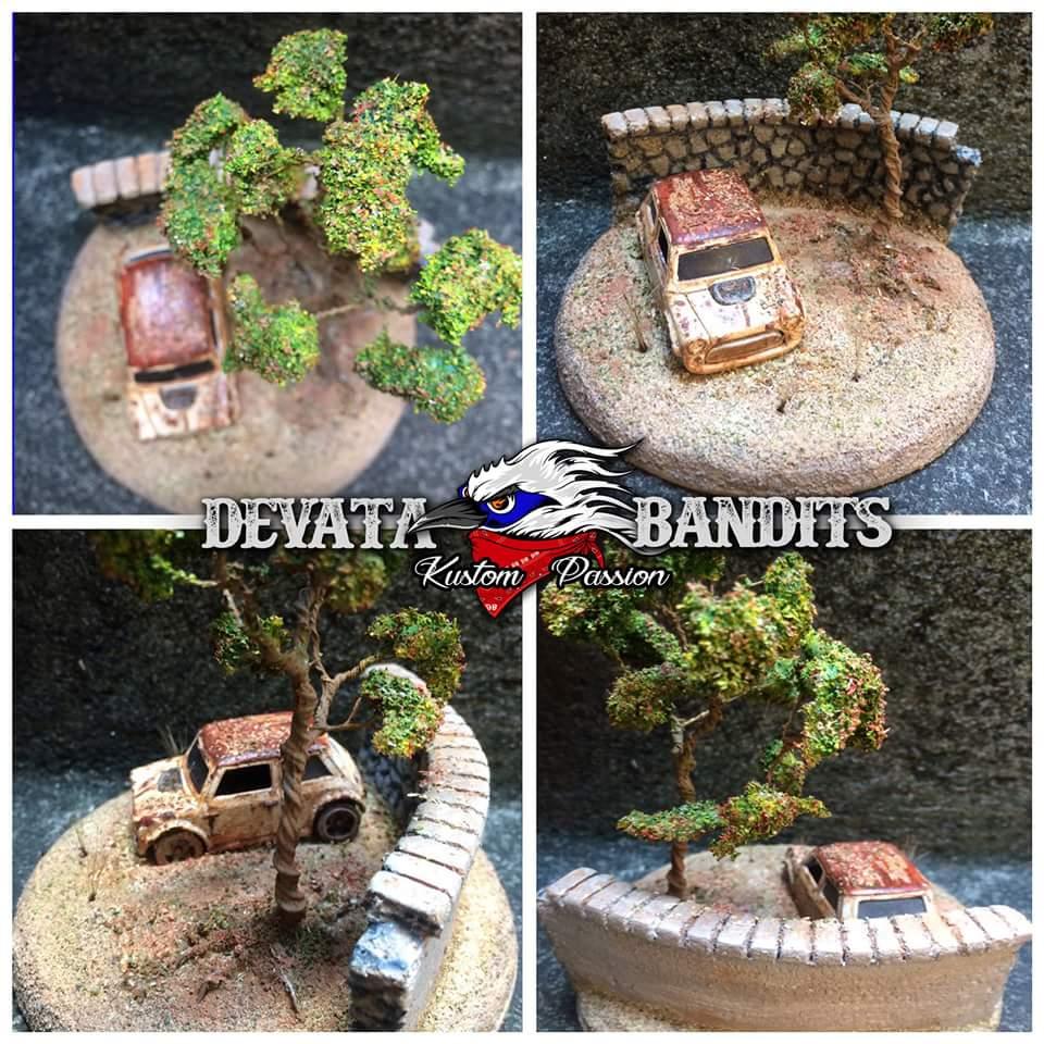 Faried Afriyanico Mini diorama