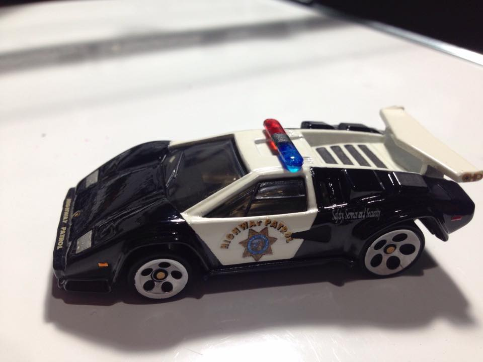 Jeremy Wulf Countach Cops 2