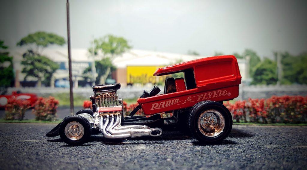 Radio Flyer Wagon Custom Hot Wheels