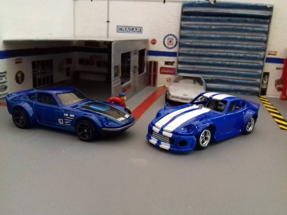 hugoguillen1 body kitted fairlady Z 2