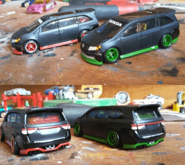 impala-hvh Honda Odyssey Hellapair