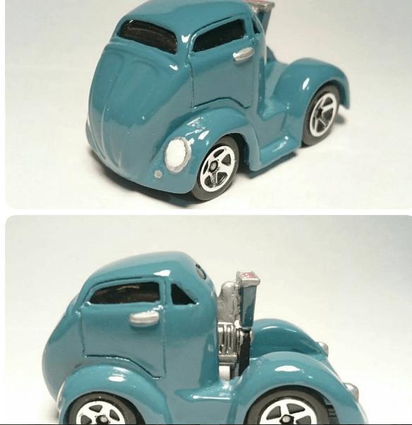 kojimajunji crazy beetle thing