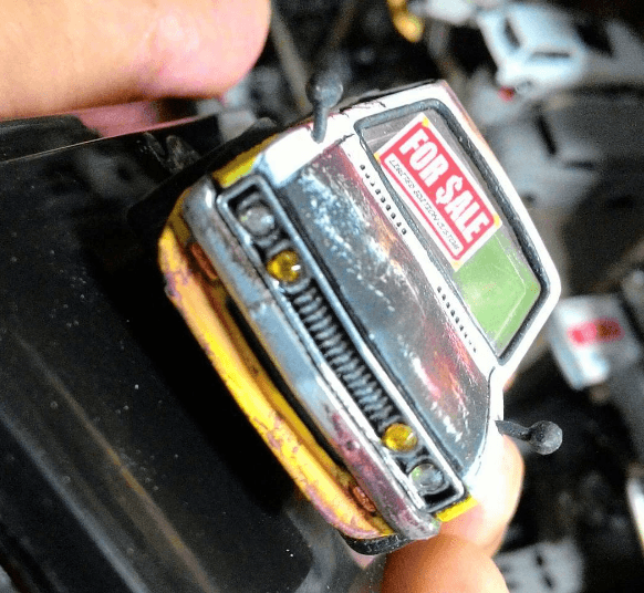 madworxkustom Datsun 620 Mooneyes 4