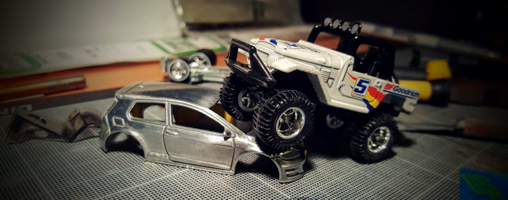 How to Raise Hot Wheels quickly and easily