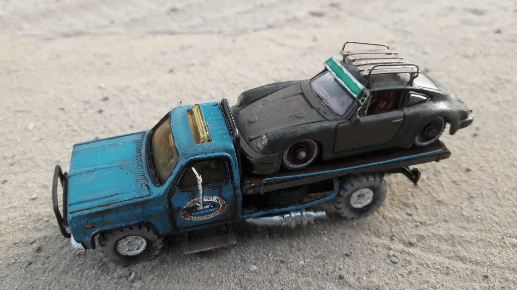 sharon-tarshish-rat-porsche-on-flatbed-2