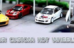 Your Custom Hot Wheels 9