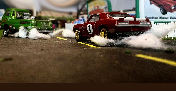 How To Make a Hot Wheels Diorama