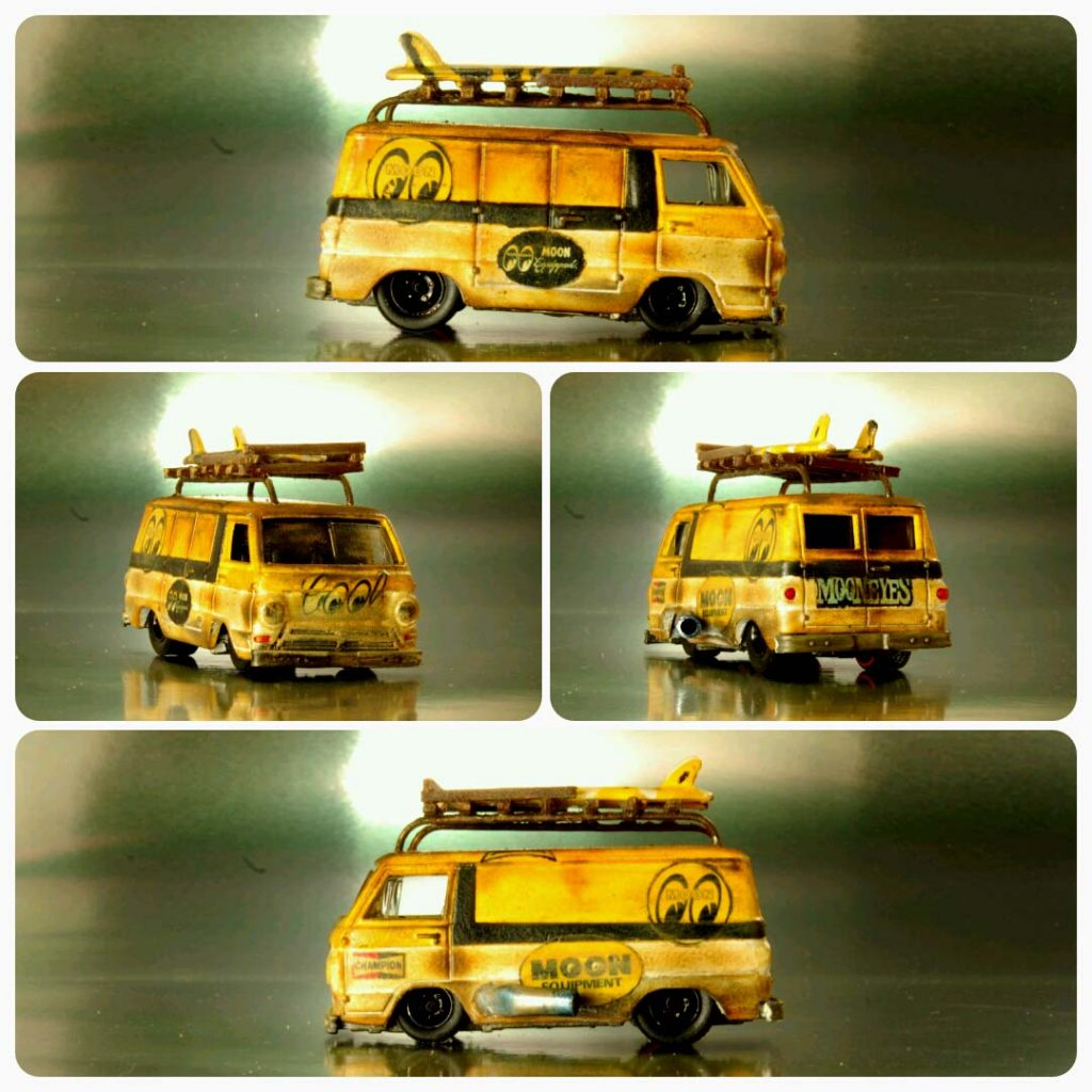 custom diecast cars by witheredcustomz