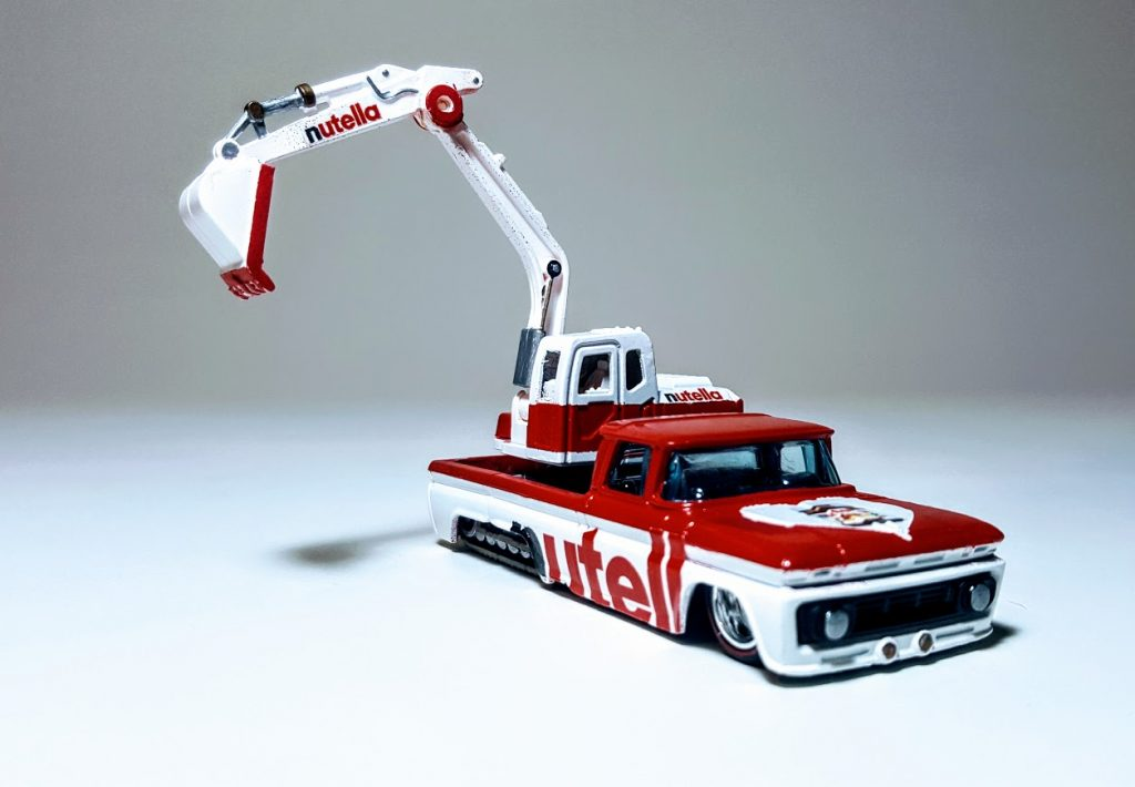 Chevy Got Your Back Hoe 8