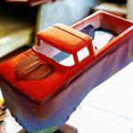 Nutella custom hot wheels wedding gift work in progress