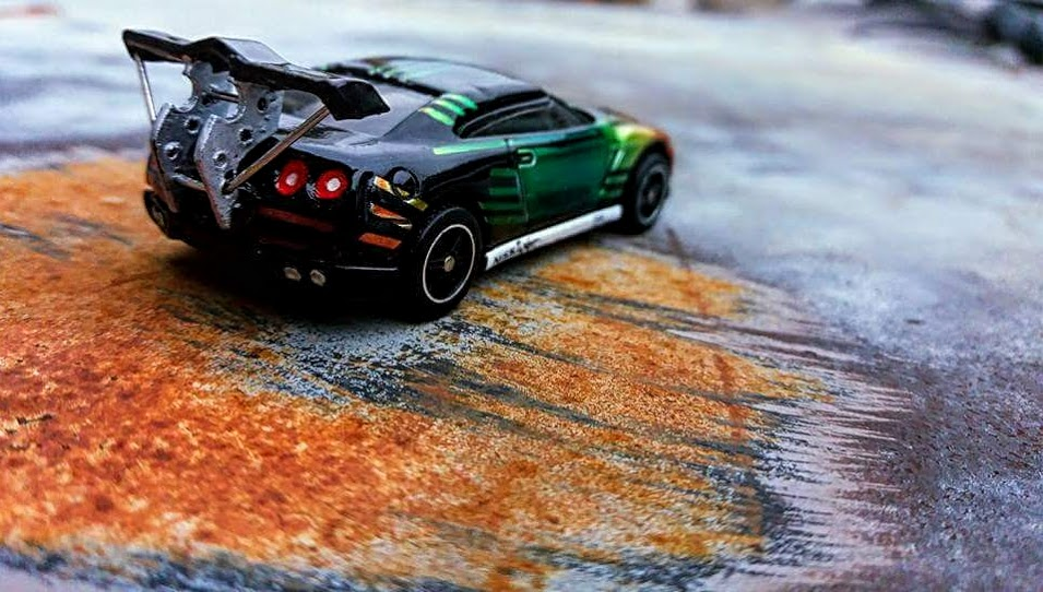 Your Custom Hot Wheels 10