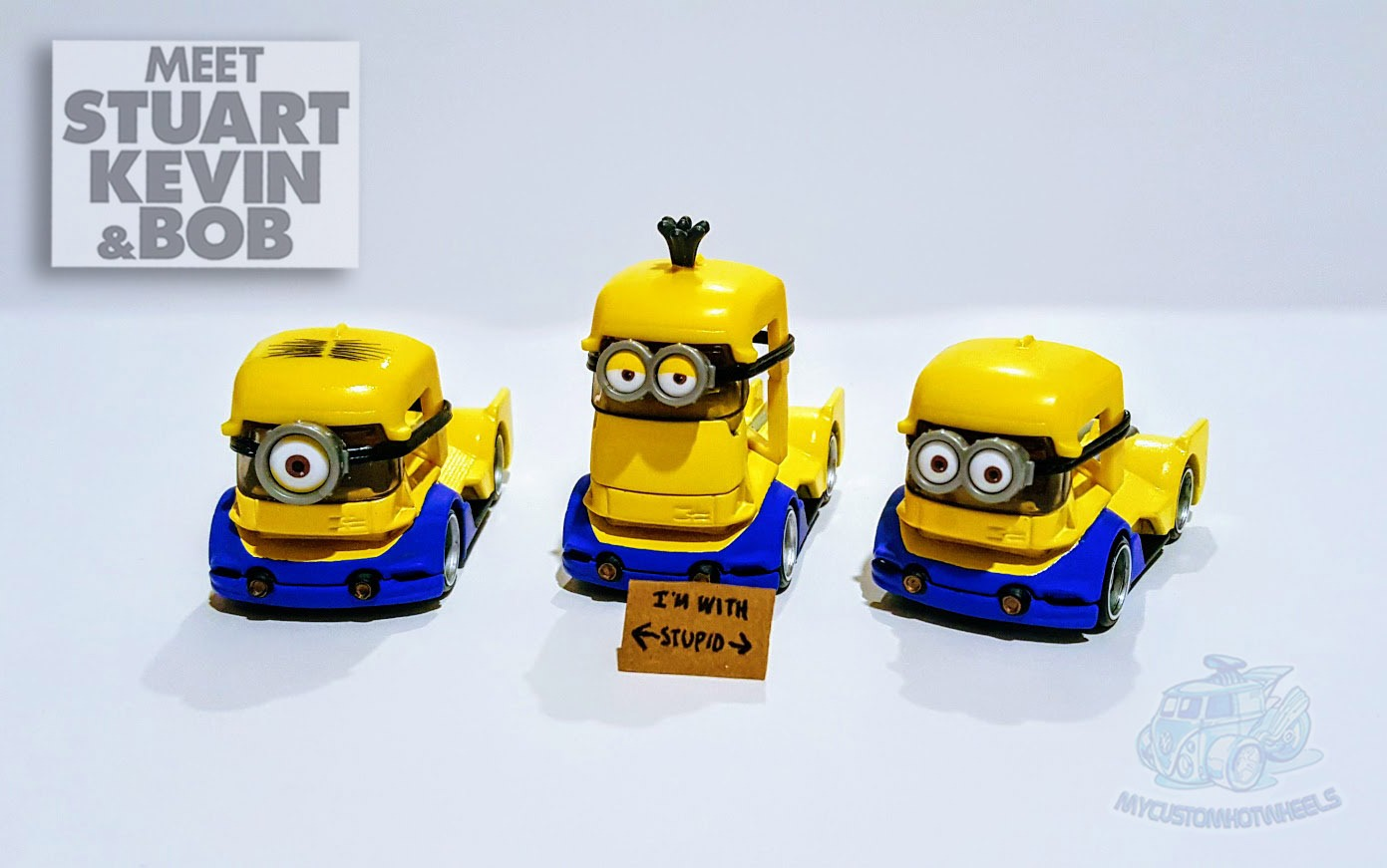minion movie meet stuart kevin and bob