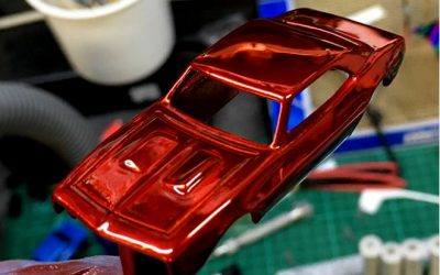 Painting 101 – How To Get a Finish Like Glass