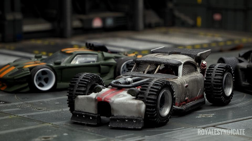 Your Custom Hotwheels 14 - Royale Syndicate special