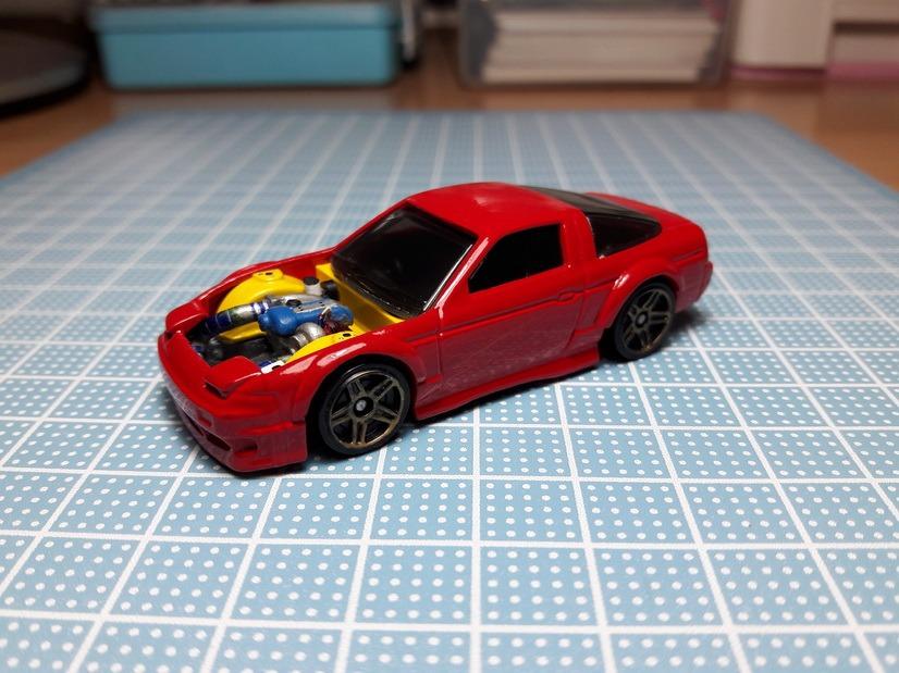 custom Hot Wheels Cars by TJ Garage - King of 1/64 Engines