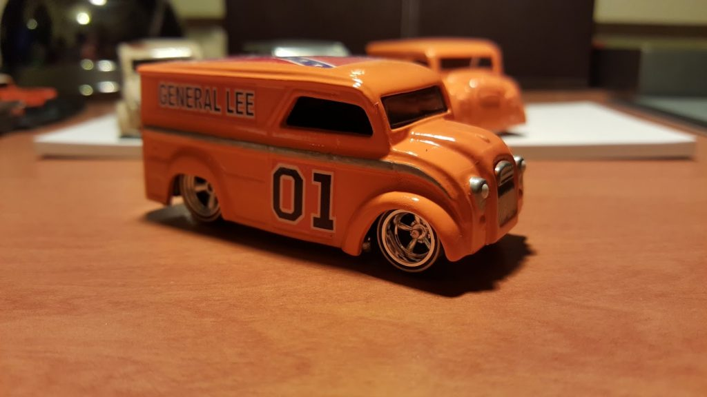daisy delivery and the general lee diecast customs