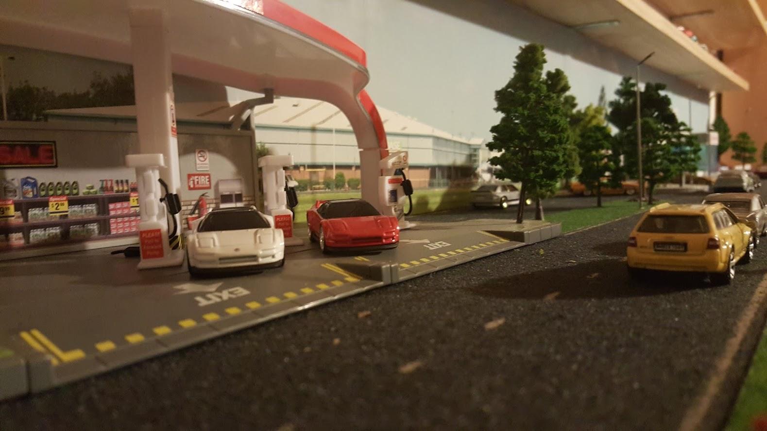 How To Make a 1:64 Scale Diorama | Hotwheels Diecast Cars