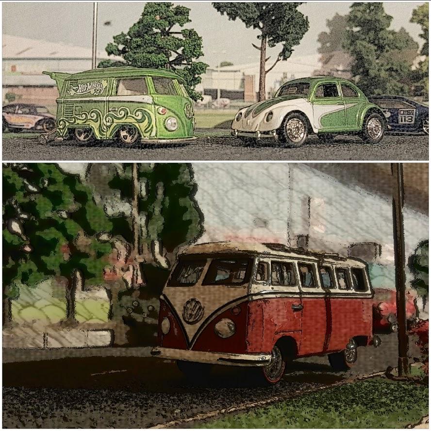 diecast volkswagens and veedubs