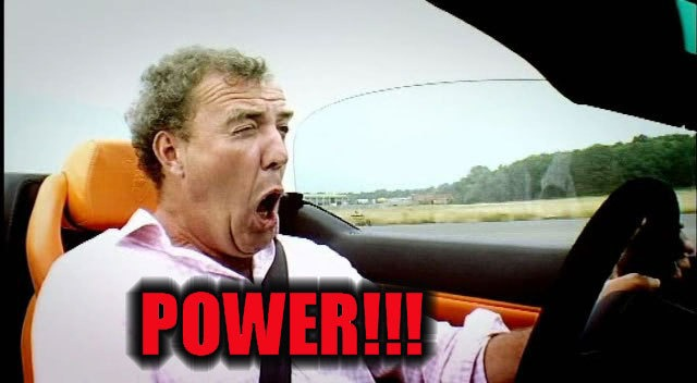 jeremy clarkson more power - Custom Hot Wheels & Diecast Cars