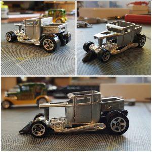 original hotwheels boneshaker custom idea