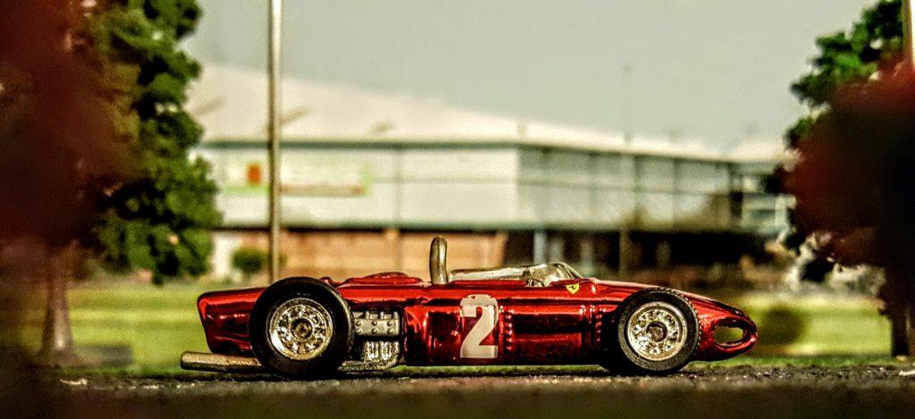 ferrari Formula one diecast cars in 1/64 scale