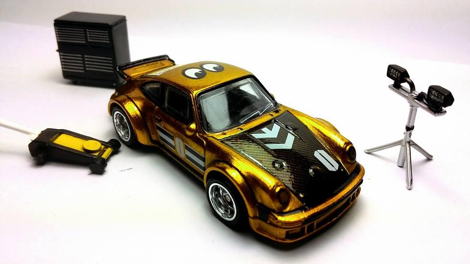 Rashdi Razaha Gold Porsche 3