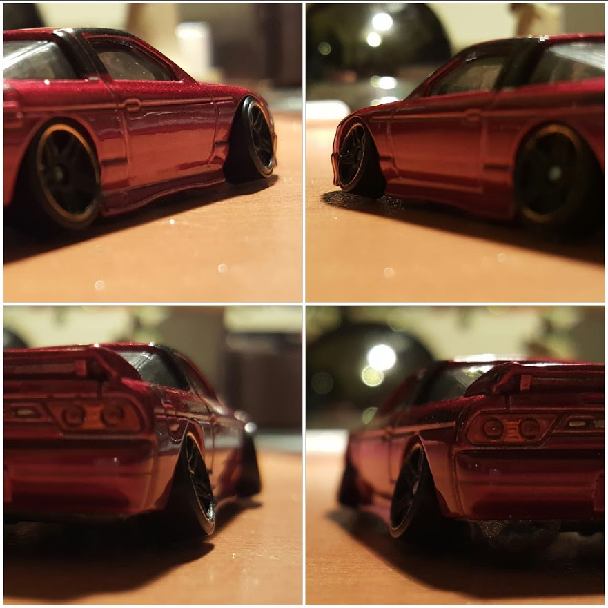 how to stance a hot wheels diecast car