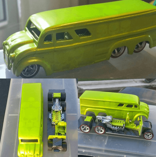sits2low - truck and dragbus