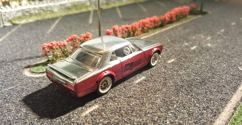 nissan skyline hakosuka hot wheels diecast cars