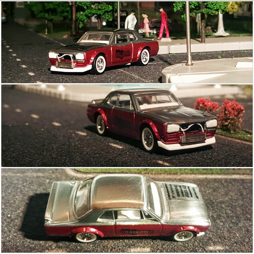 Custom Hot Wheels Decals >> Nissan Skyline Hakosuka | Custom Hot Wheels & Diecast Cars