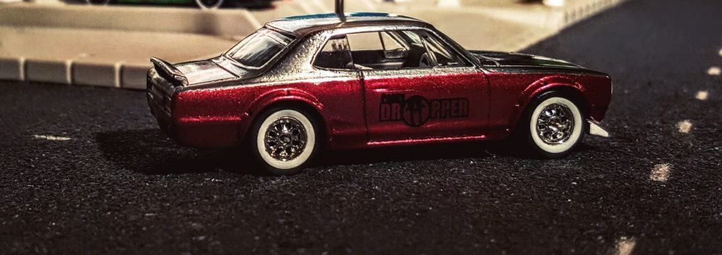 how to strip and polish hot wheels diecast cars