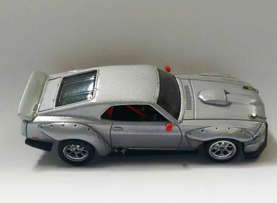 Luis Roa Araujo Mustang 4