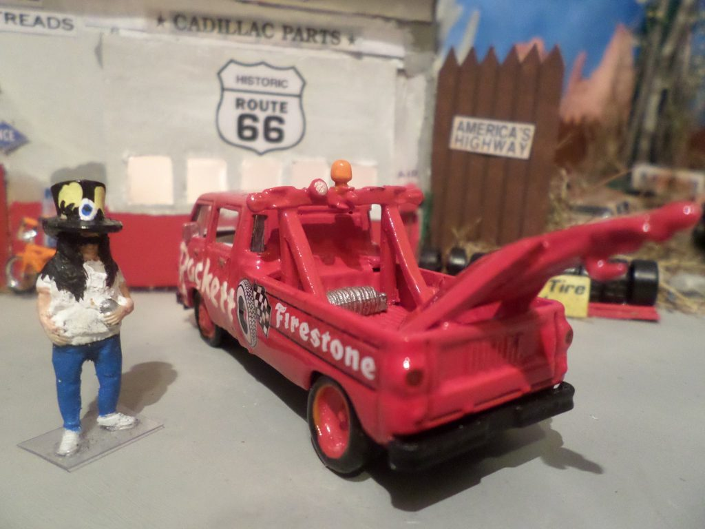 Redd Rocket dual cab a100 4