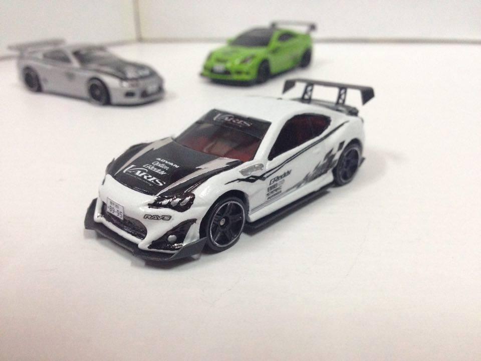 Zhen Hui Tres Toyota 2