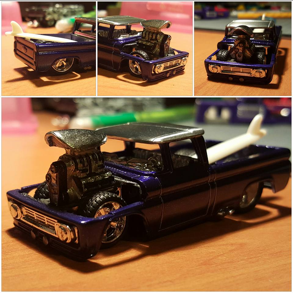 custom 62 chevy 2