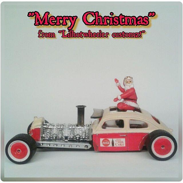 lilhotwheeler merry christmas bugrat