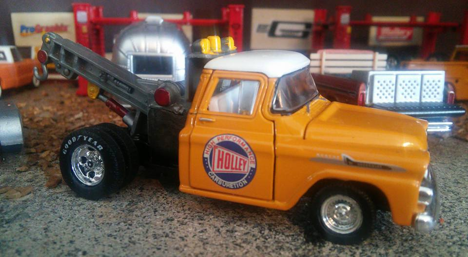 Charlie Anderson - Chevy Towtruck 2
