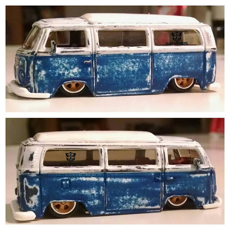 Dubformers combi patina awesome