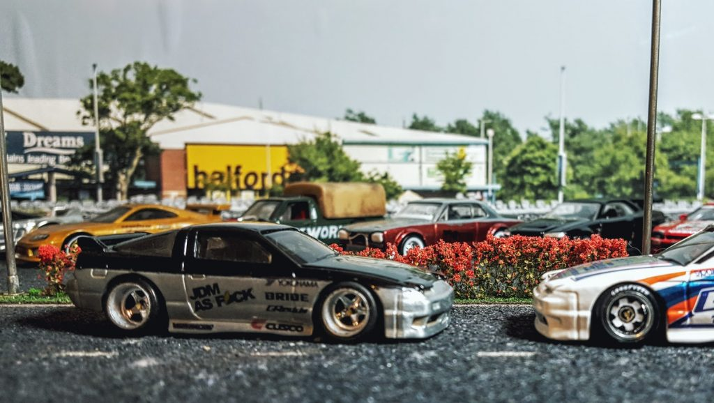 GReddy 180sx JDM Meet 3
