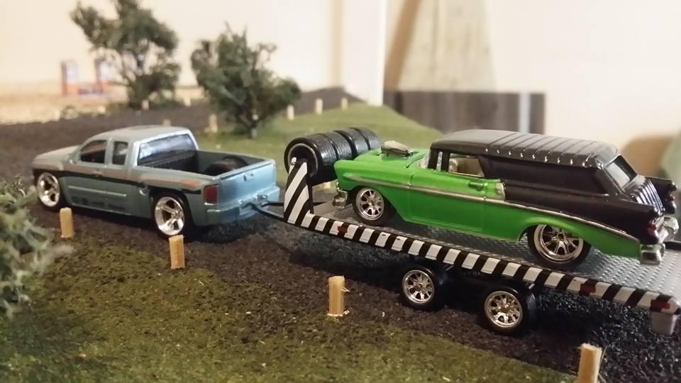 Garry Mel Miller - 56 Chevy Nomad 3