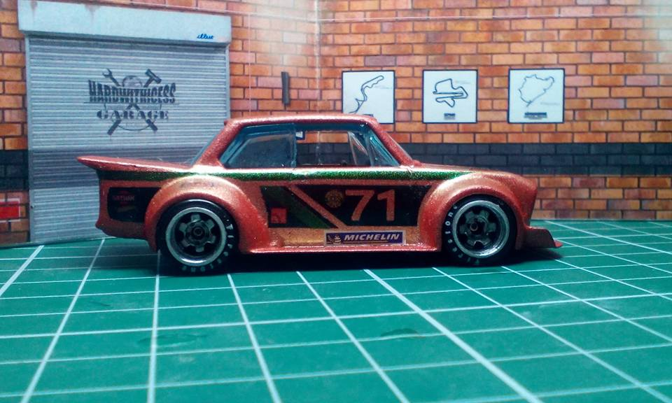 Hardwithicess MEltinice - BMW 2002 3